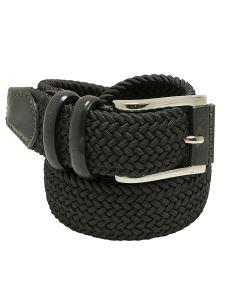 Cintura Intrecciata Uomo Elasticizzata Made in Italy