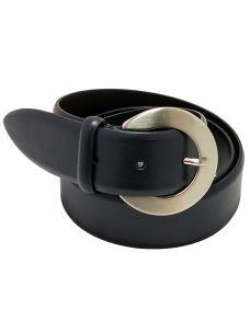 Cintura Donna-Liscia- in Pura Pelle-Made in Italy
