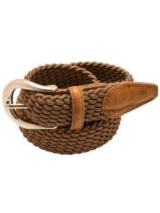 Cintura-Intrecciata-Elasticizzata-Uomo-Artigianale