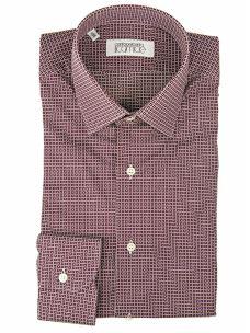 Camicia Sartoriale in Popeline Elasticizzato - Fatta a mano
