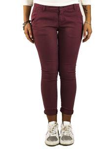 Pantalone Donna Chino No-Nà Tasca America