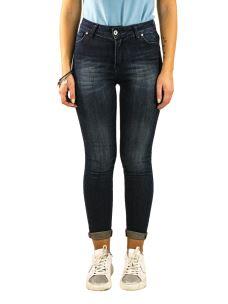 Jeans NO-NA Donna Stretto Stretch 5 Tasche