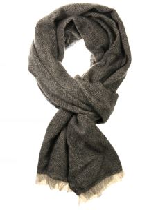 Sciarpa Uomo Donna in Puro Cashmere-Made in Italy