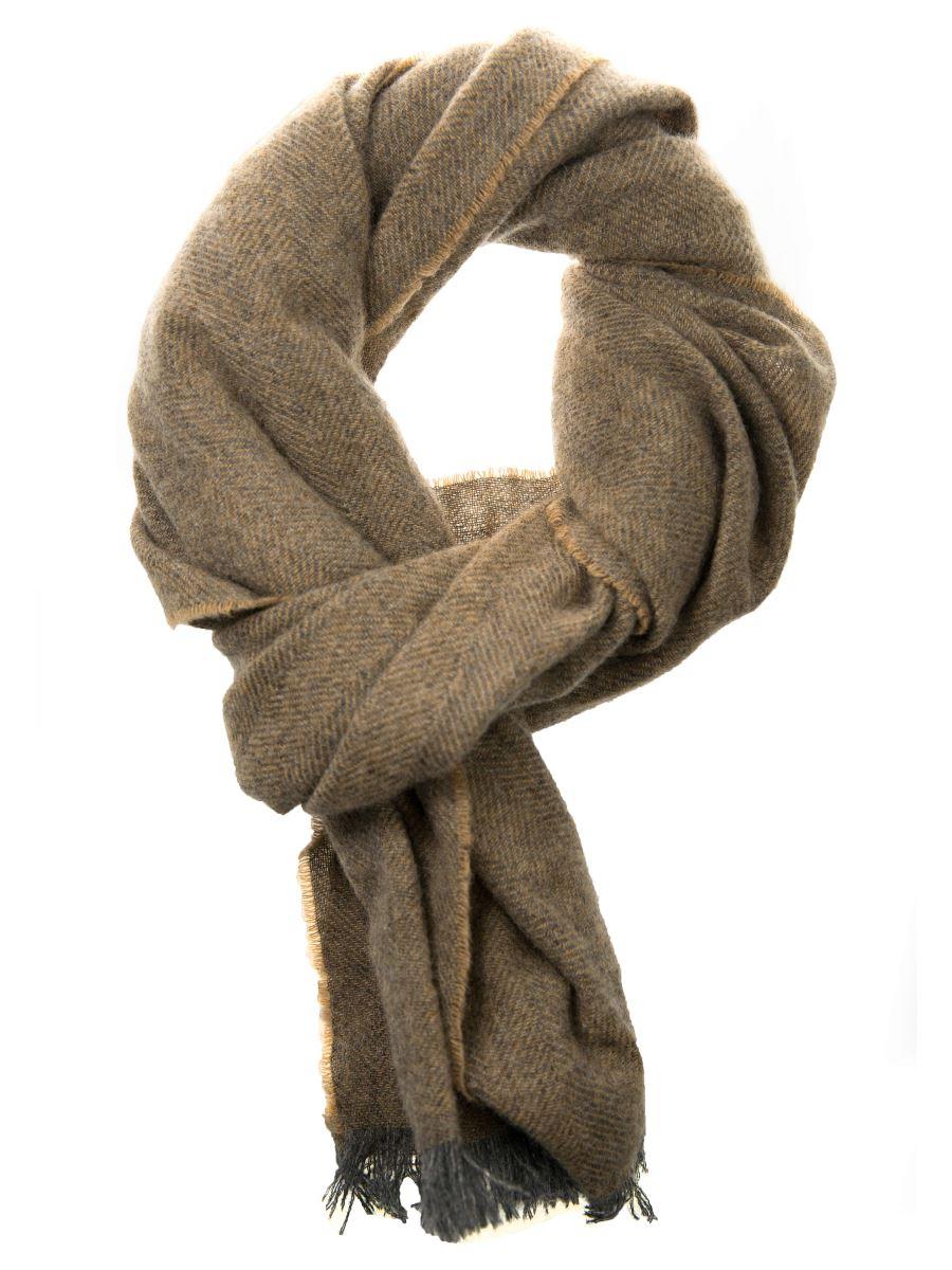 Sciarpa Uomo Donna in Puro Cashmere-Made in Italy