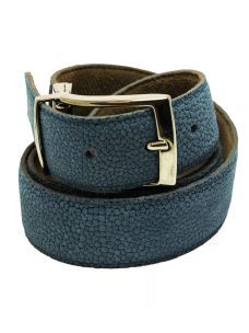 Cintura Double Face Vera Pelle Artigianale-Made in Italy