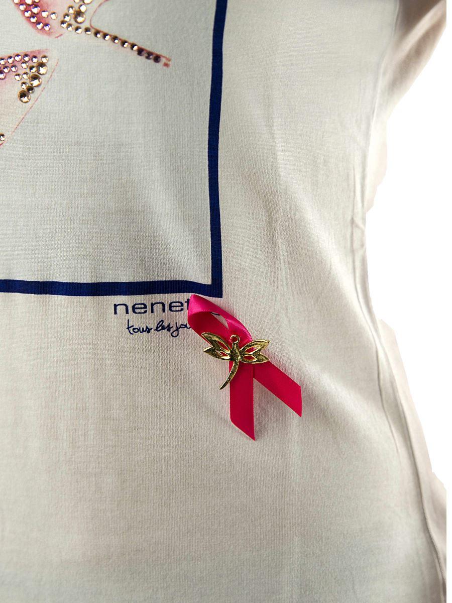 Print Donna Mainapps Scarpe Danna E shirt T Nenette Applicazioni FanSqFI6x