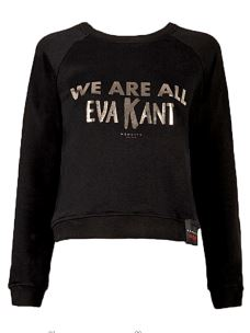 Felpa Donna M/L NENETTE We Are All EVA KANT