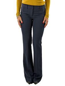 Pantalone a Zampa in Tessuto Tecnico-NENETTE-Elisio-Stretch