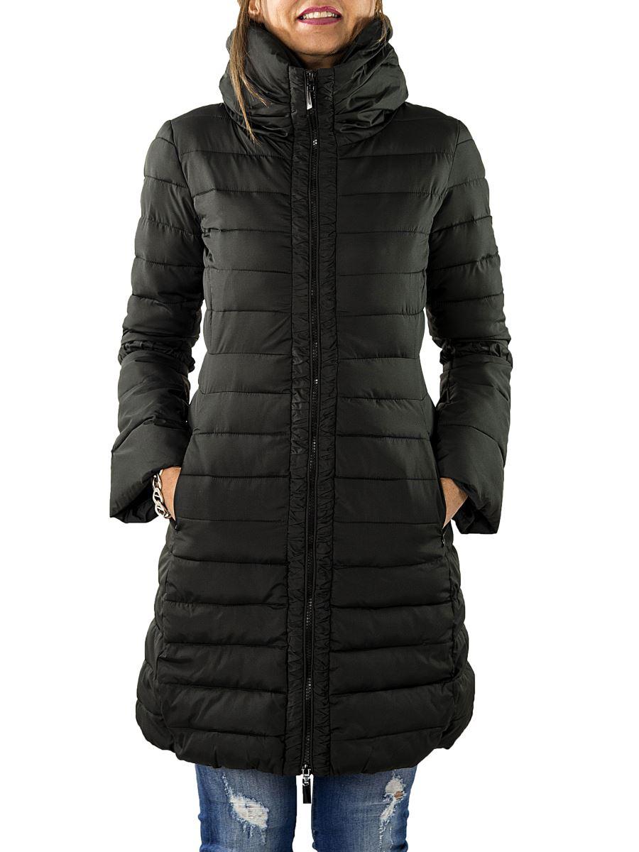 buy popular 2391a bdf6f Ebay Piumino Nenette Donna Manica Mainapps Svasata Lungo ...