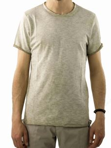 T-Shirt Wise Guy Taglio Vivo