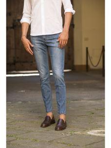 Jeans Cotone Elastam