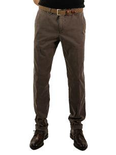 Pantalone B-700 Elasticizzato Stampato Microquadrifoglio