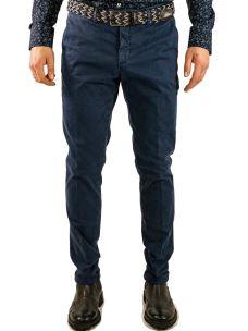 Pantalone Sartoriale Uomo Chino Tasca America
