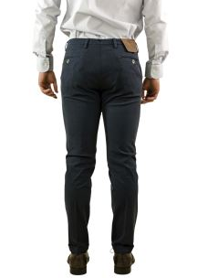 B Settecento Pantalone uomo cotone viscosa