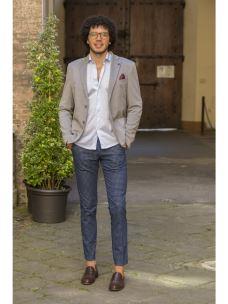 Pantalone Uomo Chino Cautieri
