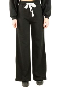 Pantalone Tuta Donna Fashion Lurex