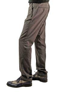 B-Settecento Pantalone Chino Tasca America Made in Italy