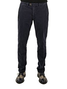 Pantalone Sartoriale B-700 Cotone Rasato e Elastam