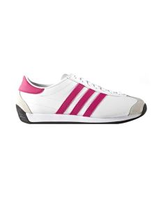 Adidas Country sneakers bassa in pelle
