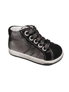 Balocchi scarpa primi passi femmina con lacci