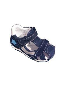 Balocchi sandalo a gabbia con stella laterale