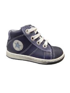 Balocchi sneakers primi passi blu con lacci