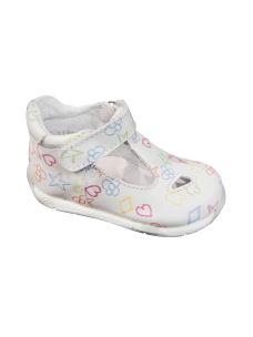 Balocchi scarpa primi passi occhi da bimba