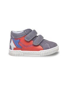 Balocchi sneakers primi passi rossa con velcro