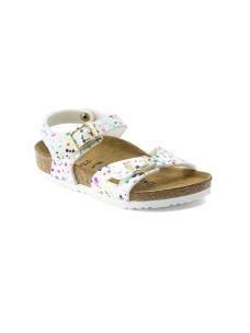 Birkenstock sandalo Rio Confetti