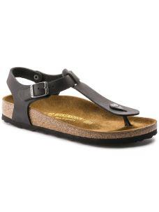 Birkenstock sandalo modello Kairo in pelle oliata