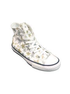 Converse Chuck Taylor fantasia stelle glitter