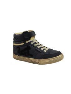Drunkn Munky sneakers alta con lacci elastici