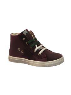 Euro Bimbi Shoes sneakers alta in pelle
