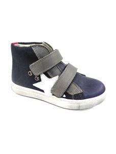 Euro Bimbi Shoes sneakers alta con velcro