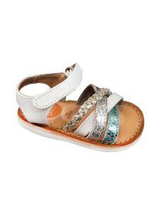 Gioseppo sandalo bimba con intrecci