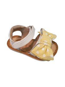 Gioseppo sandalo bimba con fiocco a pois