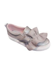 Gioseppo scarpa bassa slip on con gala in tinta