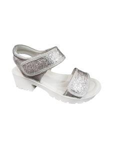 Lelli Kelly sandalo con tacco e chiusure in velcro.