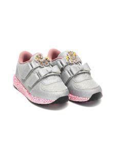 Lelli Kelly Pop Corn sneakers con fasce intercambiabili