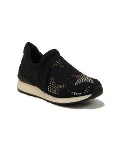 Lulù scarpa slip on elasticizzata