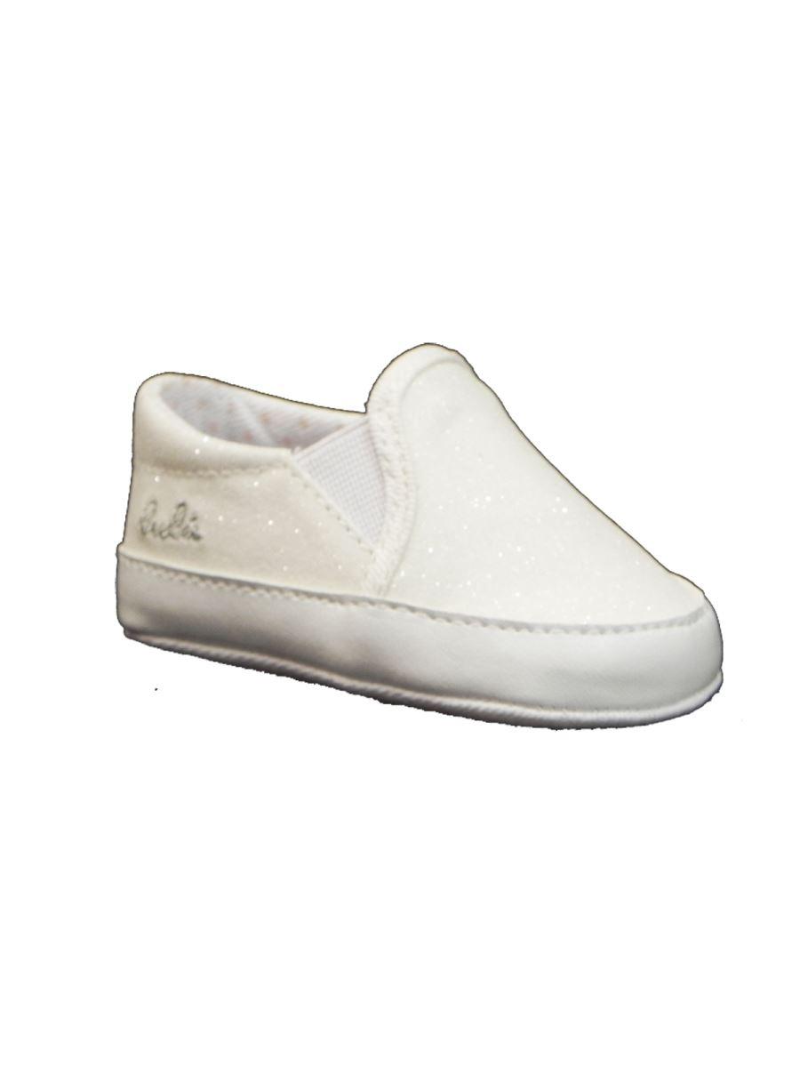 Lulù scarpa sportiva in glittter