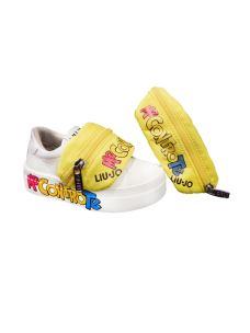 Liu Jo Me Contro Te sneakers con astuccio rimovibile