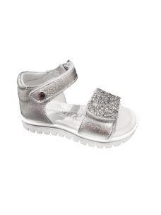 Melania sandalo primi passi con brilli su velcro