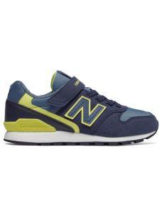 New Balance 996 sneakers con lacci elastici e velcro