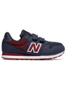 New Balance 500 scarpa sportiva con doppio velcro