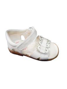 Pablosky sandalo bambina primi passi con velcro