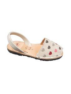 Ria Menorca sandalo con laccio dietro la caviglia
