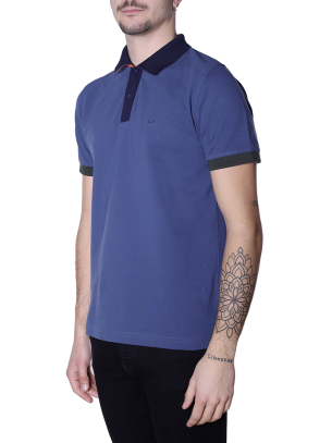 Polo Sun68 Uomo 3 Color Spring/Summer 2019