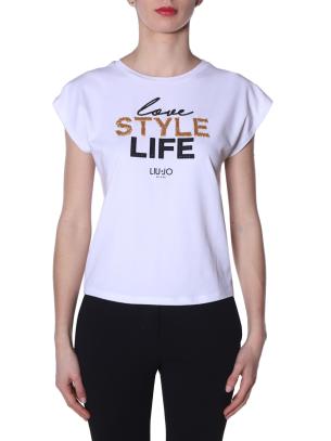 T-Shirt Liu Jo Donna