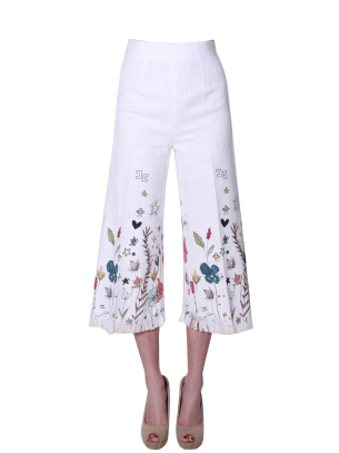 Pantalone Elisabetta Franchi Donna Spring/Summer 2019